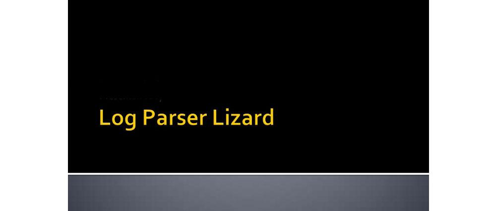 Log.Parser.Lizard.center