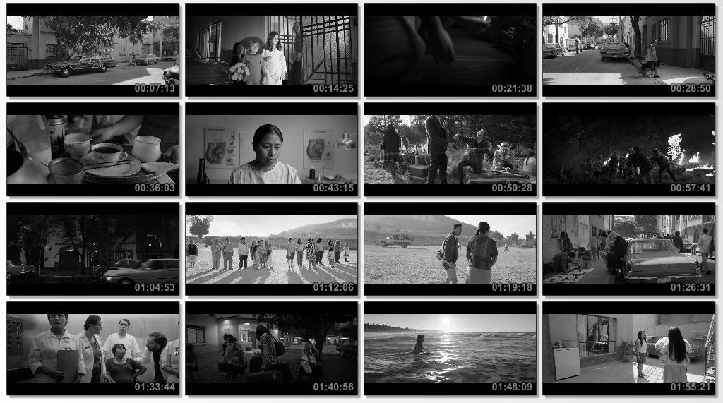 Roma 2018 - Screen