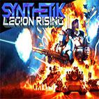 دانلود بازی کامپیوتر SYNTHETIK Legion Rising The Red Guard نسخه PLAZA