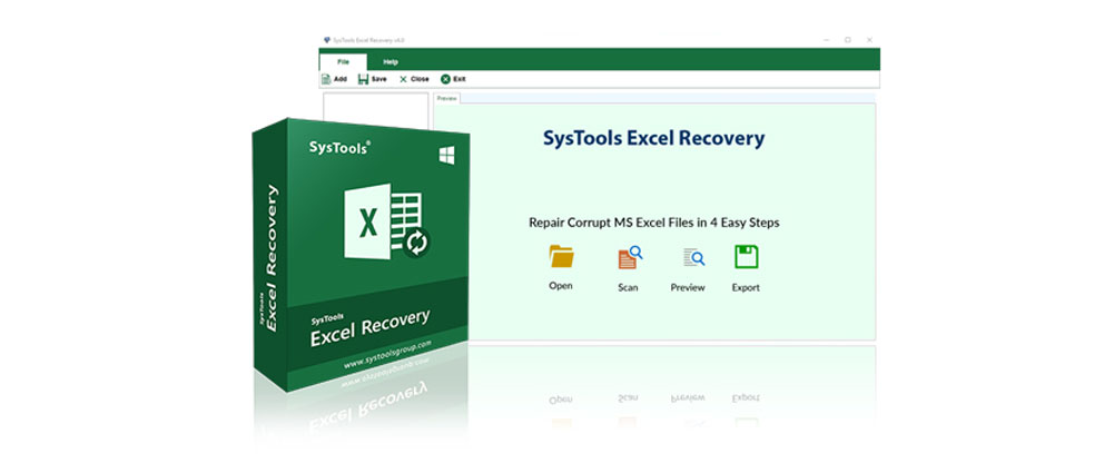 SysTools.Excel.Recovery.center