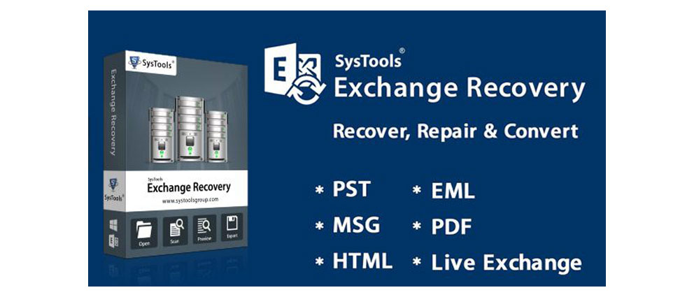 SysTools.Exchange.Recovery.center