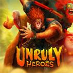 دانلود بازی کامپیوتر Unruly Heroes نسخه CODEX