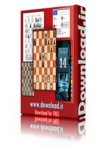 دانلود نرم افزار ChessBase 15 8 - Win
