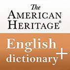 دیکشنری American Heritage English برای گوشی های اندروید