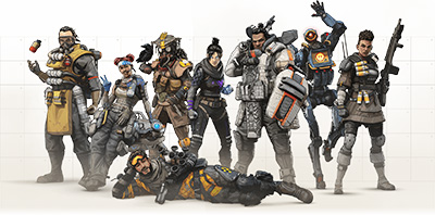 Apex Legends - ScreenS2