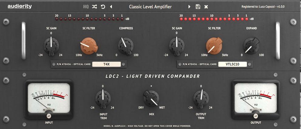Audiority.LDC2.Compander.center. عکس سنتر