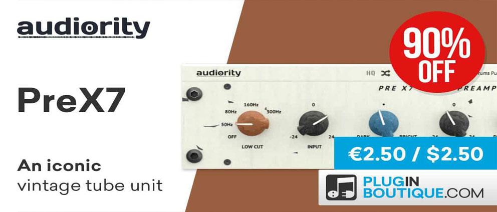 Audiority.Pre.X7.center عکس سنتر