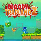 دانلود بازی کامپیوتر Bloody Trapland 2 Curiosity نسخه PLAZA