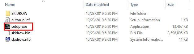 راهنمای نصب و کرک نسخه Skidrow