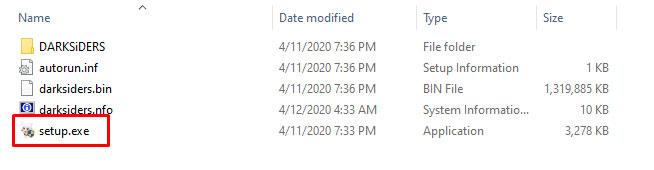 راهنمای نصب و کرک نسخه Darksiders