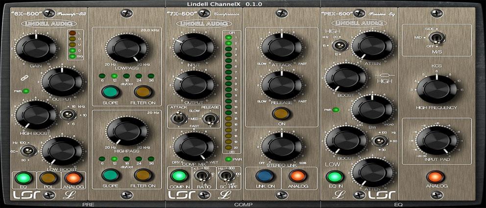 Lindell.Audio.Plugins.Bundle.center عکس سنتر