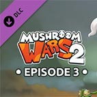 Mushroom Wars 2 Episode 3 Red and Furious Icon