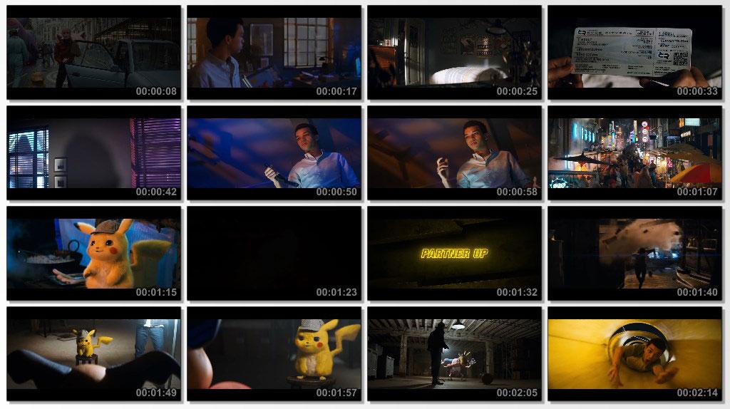 Pokémon Detective Pikachu 2019 - Screen