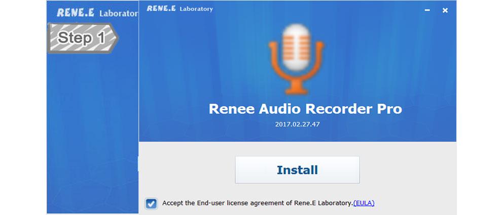 Renee.Audio.Recorder.Pro.center عکس سنتر