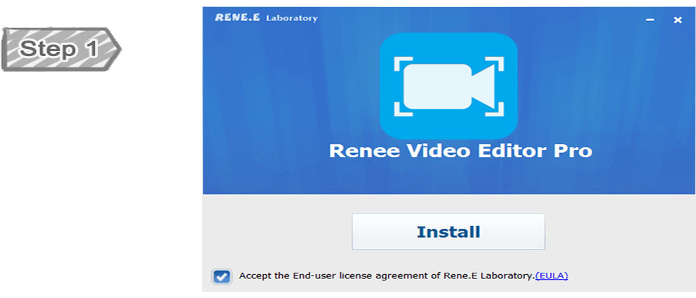 Renee.Video.Editor.Pro.center عکس سنتر