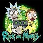 دانلود انیمیشن سریالی Rick and Morty