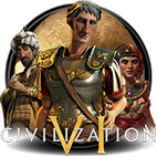 Sid Meiers Civilization VI Gathering Storm Icon