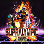 Supralympic Runners Icon
