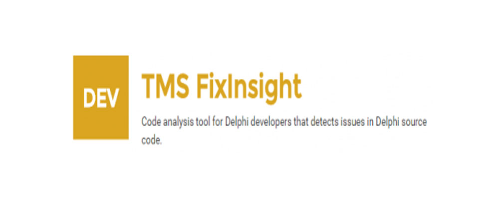 TMS.FixInsight.center