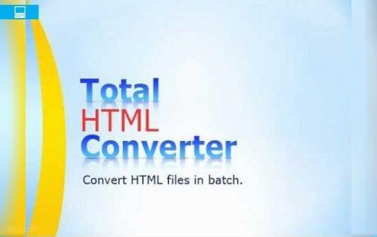 www.download.ir App CoolUtils Total HTML Converter center