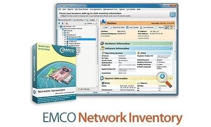 www.download.ir App EMCO Network Inventory Enterprise center