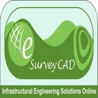 www.download.ir App ESurvey CADD logo