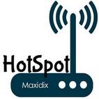 www.download.ir App Maxidix HotSpot logo