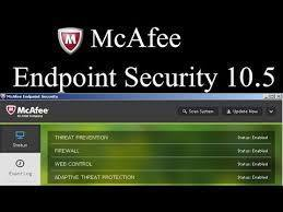 www.download.ir App McAfee Endpoint Security center