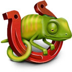 AKVIS.Chameleon.logo عکس لوگو