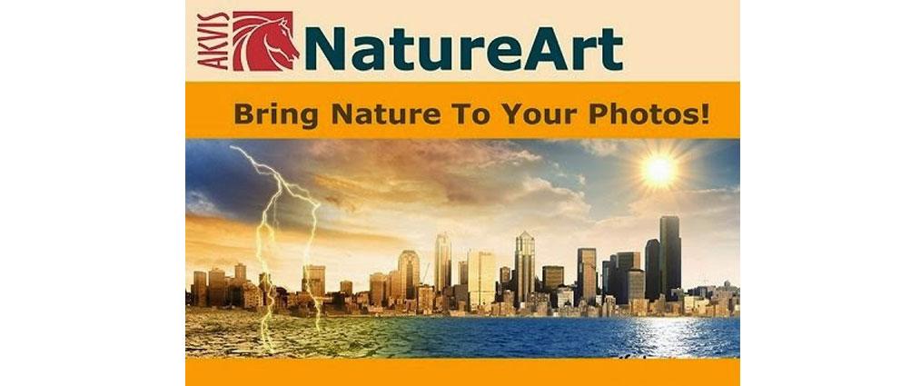 AKVIS.NatureArt.center عکس سنتر