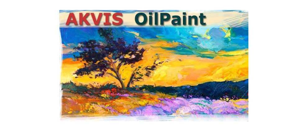 AKVIS.OilPaint.center عکس سنتر
