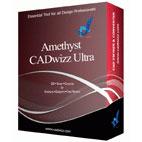 Amethyst.CADwizz.logo عکس لوگو