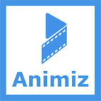 Animiz.Animation.Maker.logo عکس لوگو