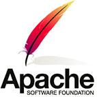 لوگی نرم افزار Apache