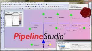 App ESI PipelineStudio center