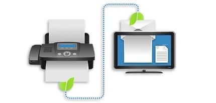 App FaxMail for Windows center