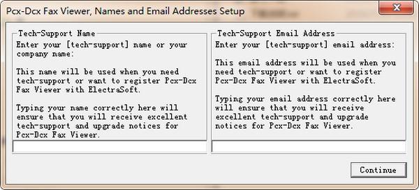 App Pcx-Dcx Fax Viewer center