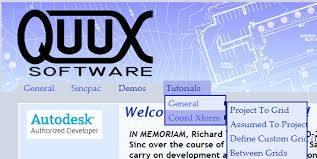 App Quux Sincpac C3D center