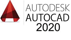 Autodesk AutoCAD 2020 Screen