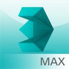 Autodesk.3DS.MAX.Interactive.2020.logo عکس لوگو