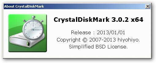 CrystalDiskMark cover