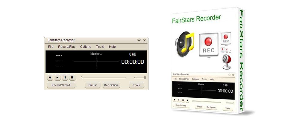 FairStars.Recorder.center عکس سنتر