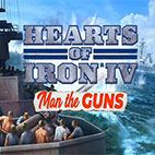 Hearts of Iron IV Man the Guns Icon