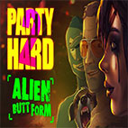Party Hard 2 Alien Butt Form Icon