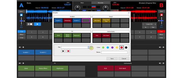 Program4Pc.DJ.Music.Mixer.center عکس سنتر