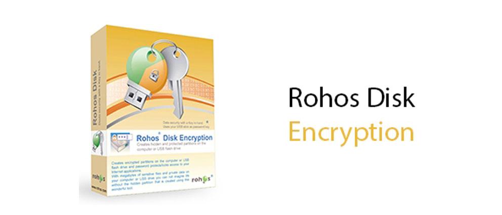 Rohos.Disk.Encryption.center عکس سنتر