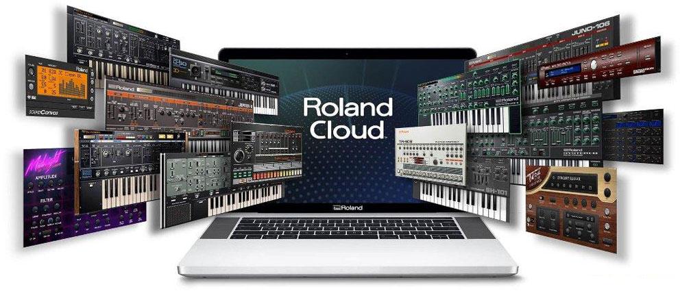 Roland.VirtualSonics.center عکس سنتر