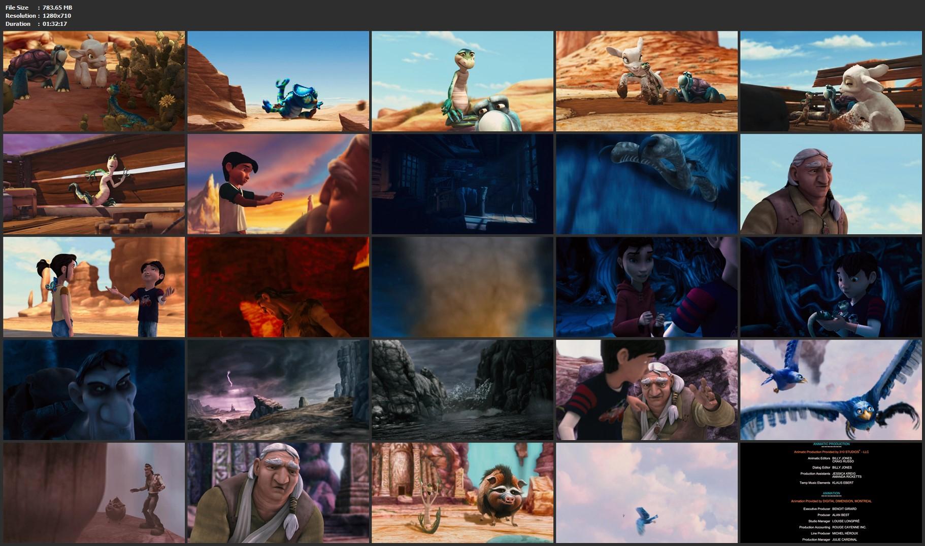 The Legend of Secret Pass (2019) 720p WEB-DL (Sam-Serial).mp4