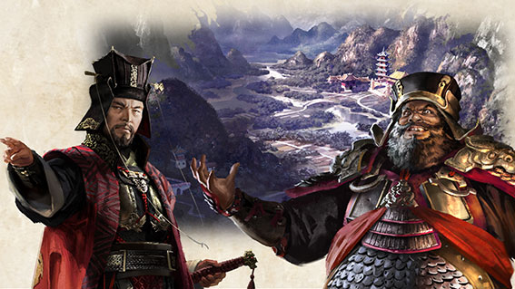 محیط بازی Total War THREE KINGDOMS