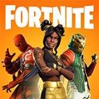 لوگی بازی Fortnite